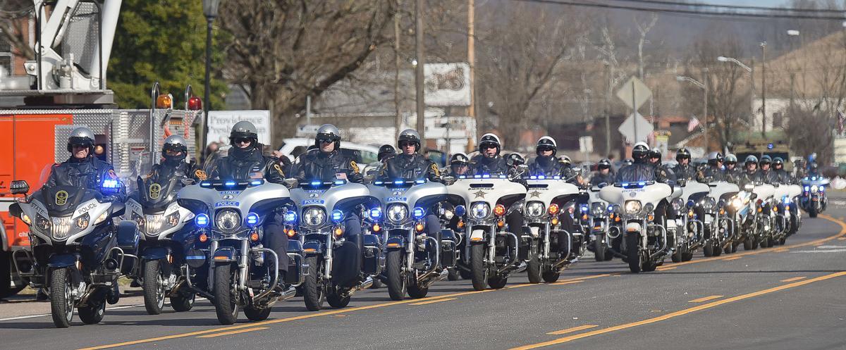 Trooper Funeral