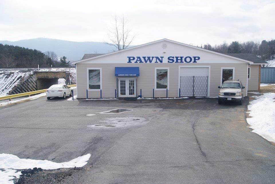 Gardner's Family Pawn Shop