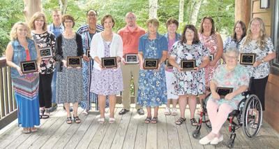 Smyth Teachers of the Year