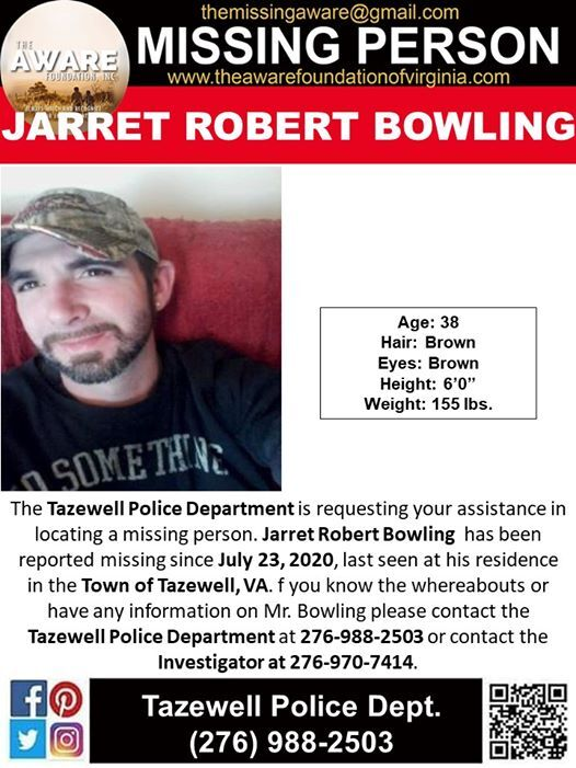 Jarret Robert Bowling poster