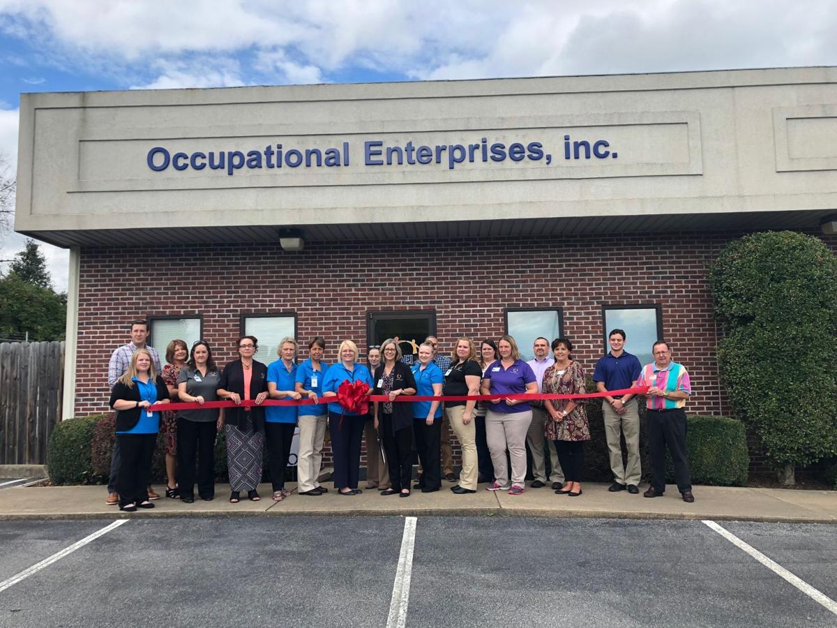 Occupational Enterprises Inc.