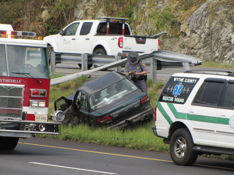 Multiple people injured in Wytheville crash | News | swvatoday com