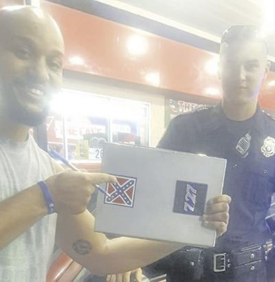 Tazewell racial profiling