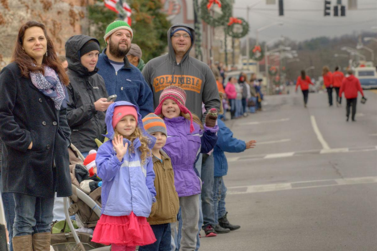 Abingdon Christmas Parade
