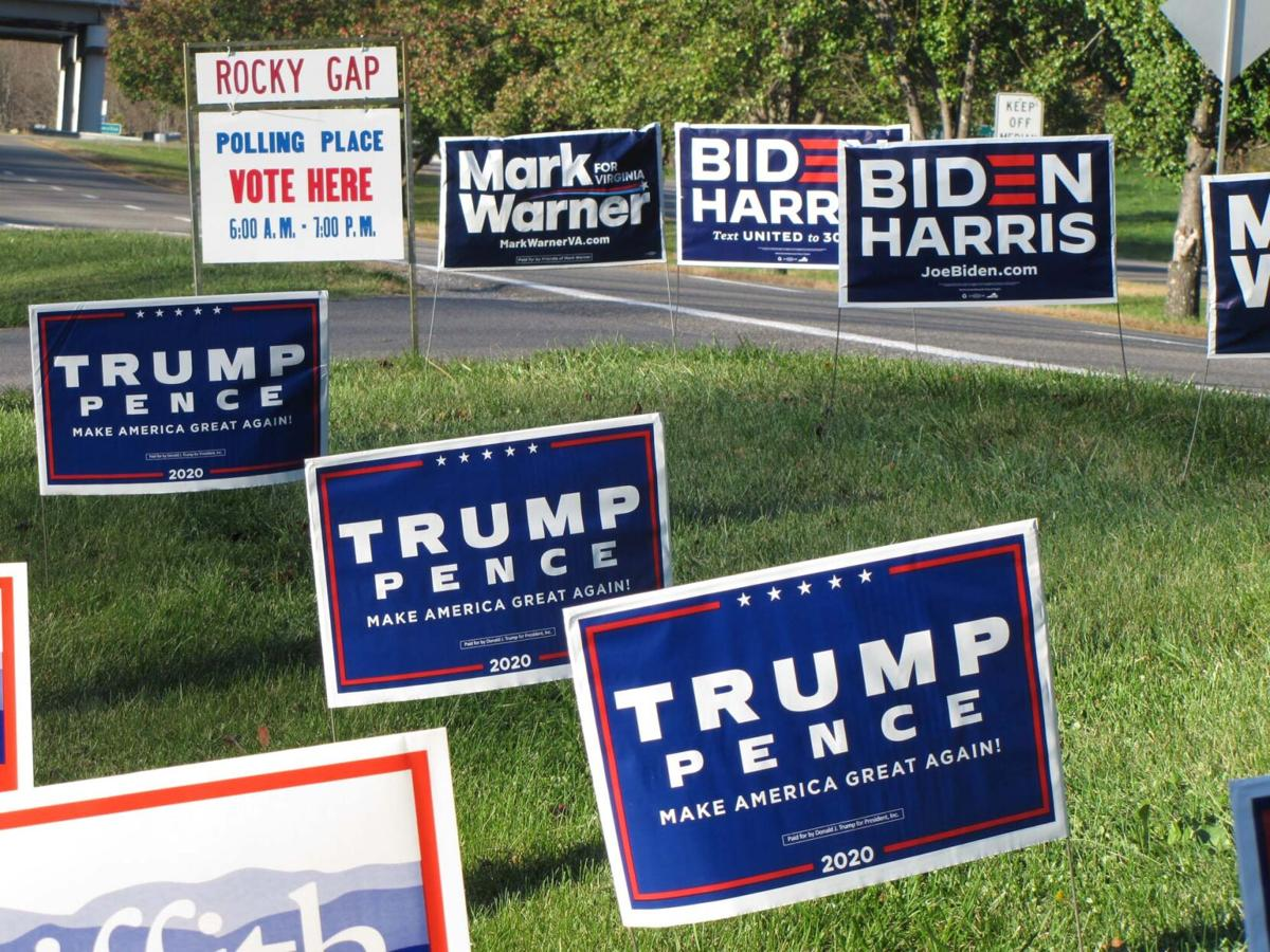 Bland County election