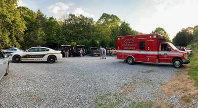 Emergency Personnel at Crystal Springs
