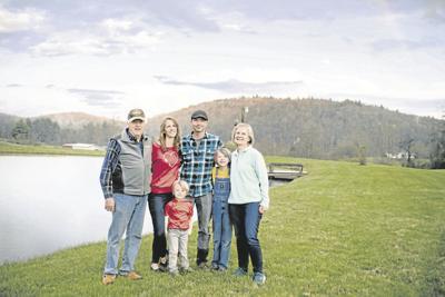 Belcher Family in quarantine