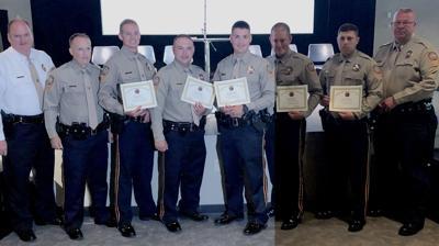 New Tazewell deputies