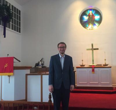 Pastor Hale headshot
