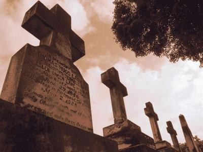 Cemetery caretaking in Bland, Wythe   Bland County News