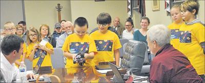 saltville elementary team heads to first lego state tourney smyth