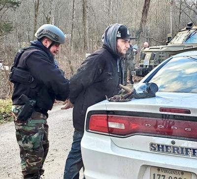 Murder Suspect Arrested