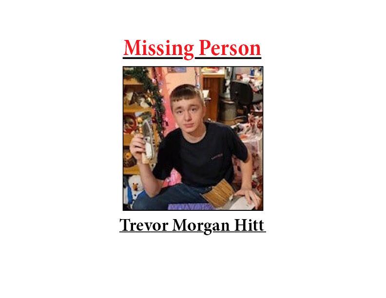 Trevor Morgan Hitt