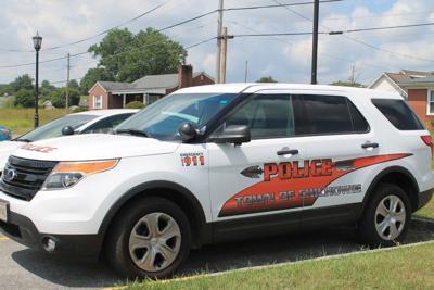 Chilhowie Patrol Vehicle