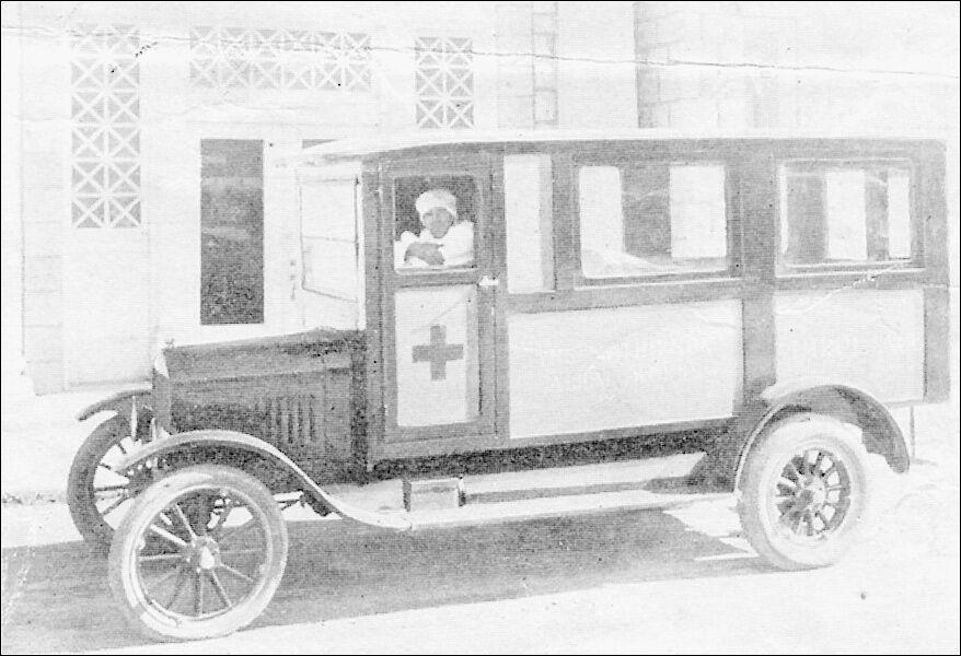 Ambulance 1910