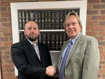 Goins named chief deputy commonwealth's attorney for Tazewell County