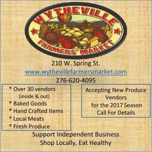 Wytheville Farmer's Market