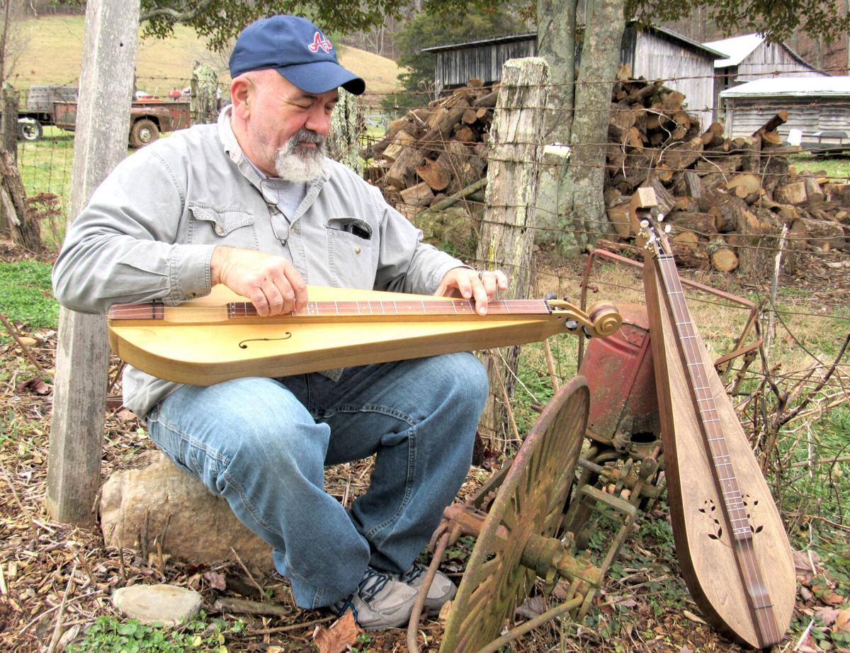 BHC 01112021  Keith Powers Dulcimer Maker 01