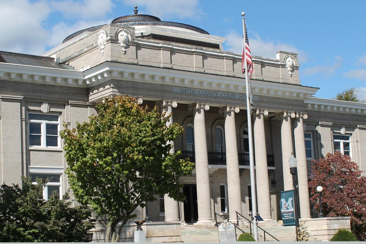 Smyth County Court House