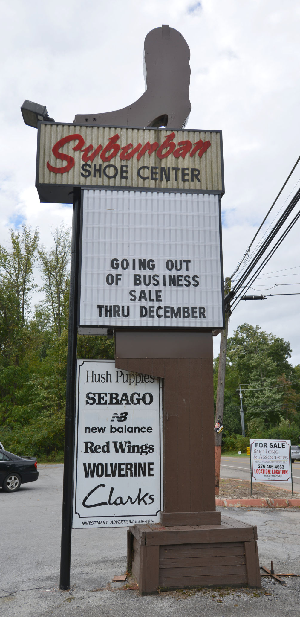 Suburban Shoe Center Inc in Bristol, VA -- Get driving directions to Georgia St Bristol, VA Add reviews and photos for Suburban Shoe Center Inc. Suburban Shoe Center Inc appears in: Shoe .