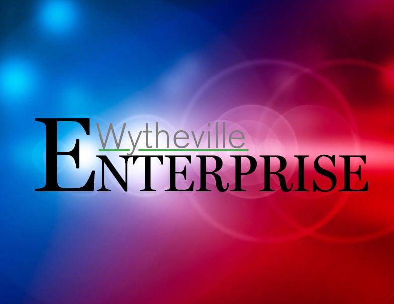 Wythe Crime Logo