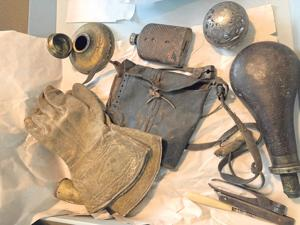 Artifacts help tell Wytheville's story