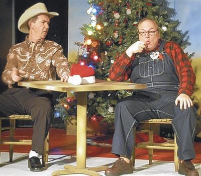 Turmoil Brews, Comedy Ensues in Tuna, Texas