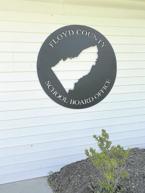 Floyd County School Board Building