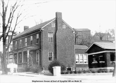 Stallard House
