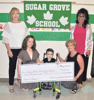 Inclusive playground in Sugar Grove gets closer to reality thanks to donation