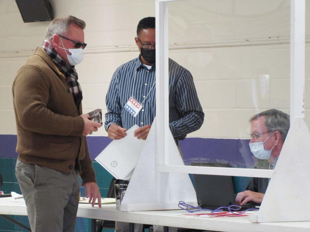 Wythe County election