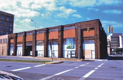 BUD-Goodpasture building