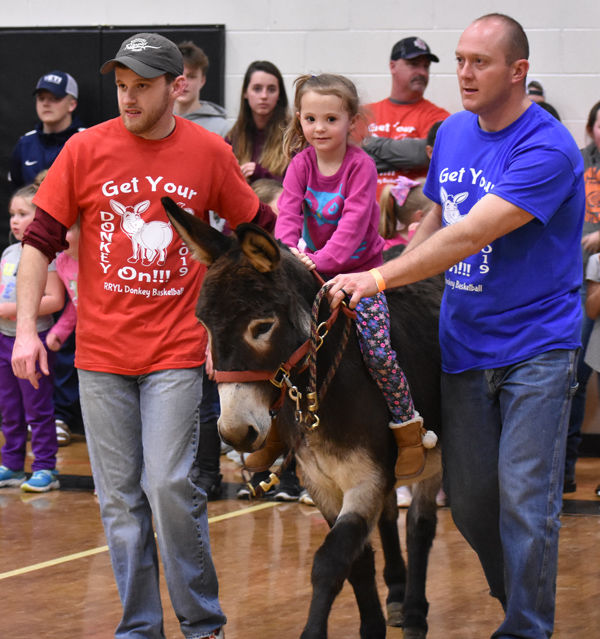 Donkey Ball rides