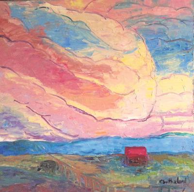 Kay Sutherland Wythe Skies