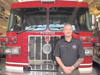 Wytheville hires first paid fire chief | News | swvatoday com