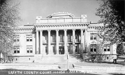 Smyth Courthouse