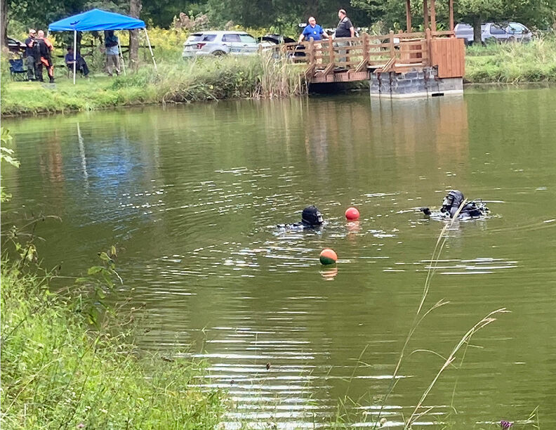 Pond search