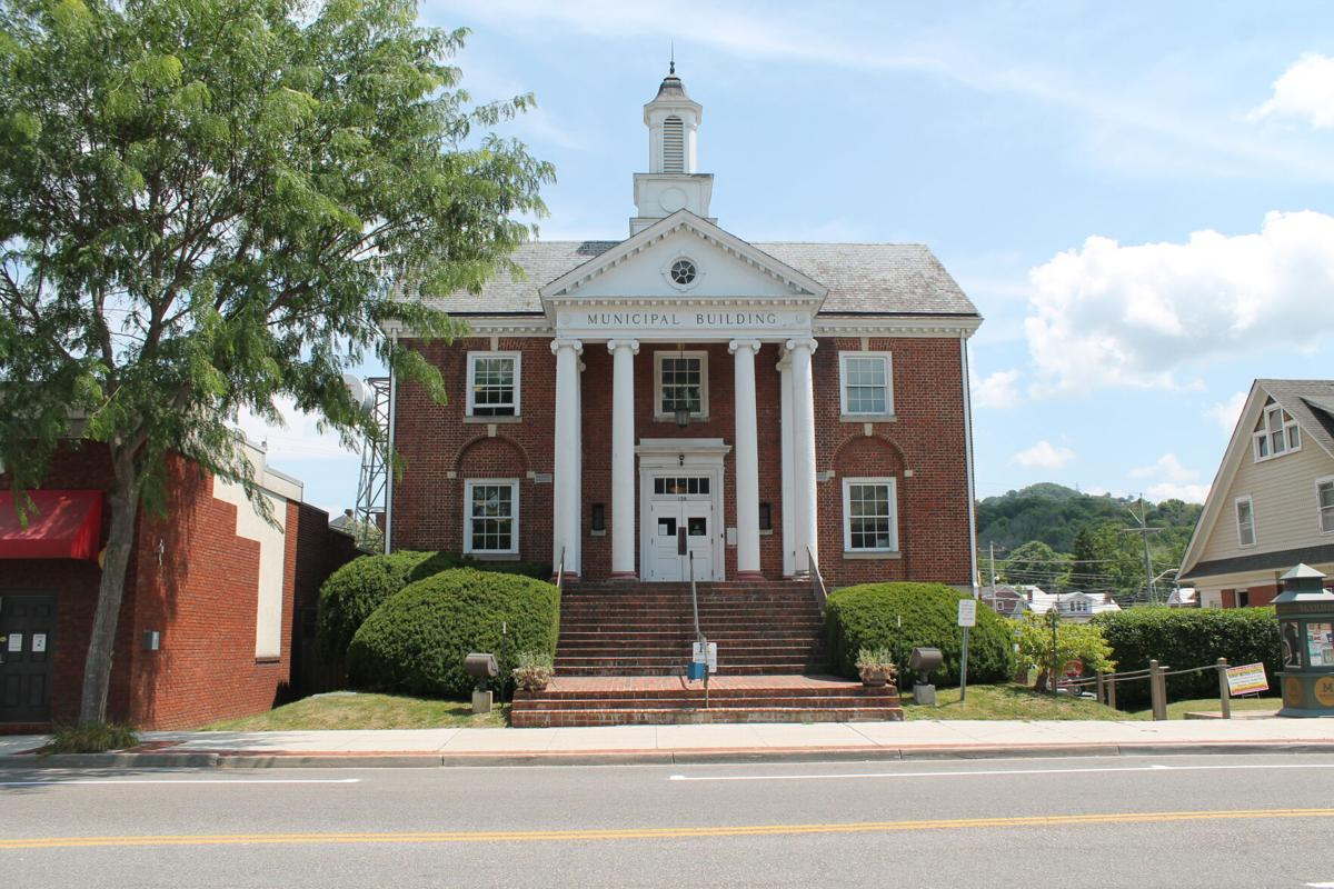 Marion Town Hall 1