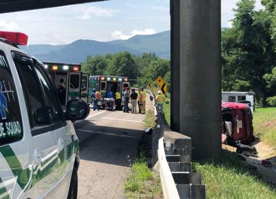 UPDATED: Wythe County woman dies in interstate crash | News