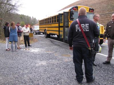 21 bus wreck