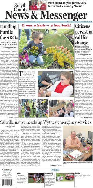 Smyth County News & Messenger