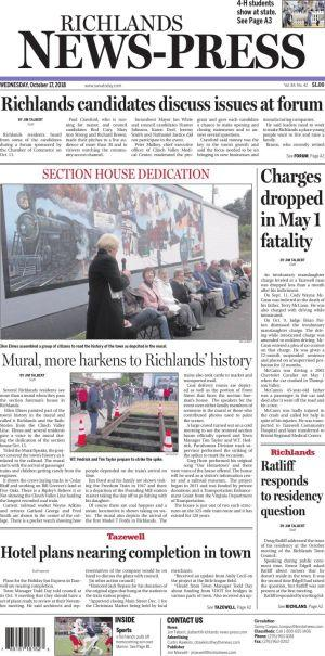 Richlands News Press