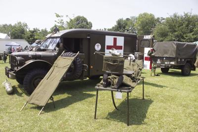 Dixie Division Military Vehicle Preservation Association