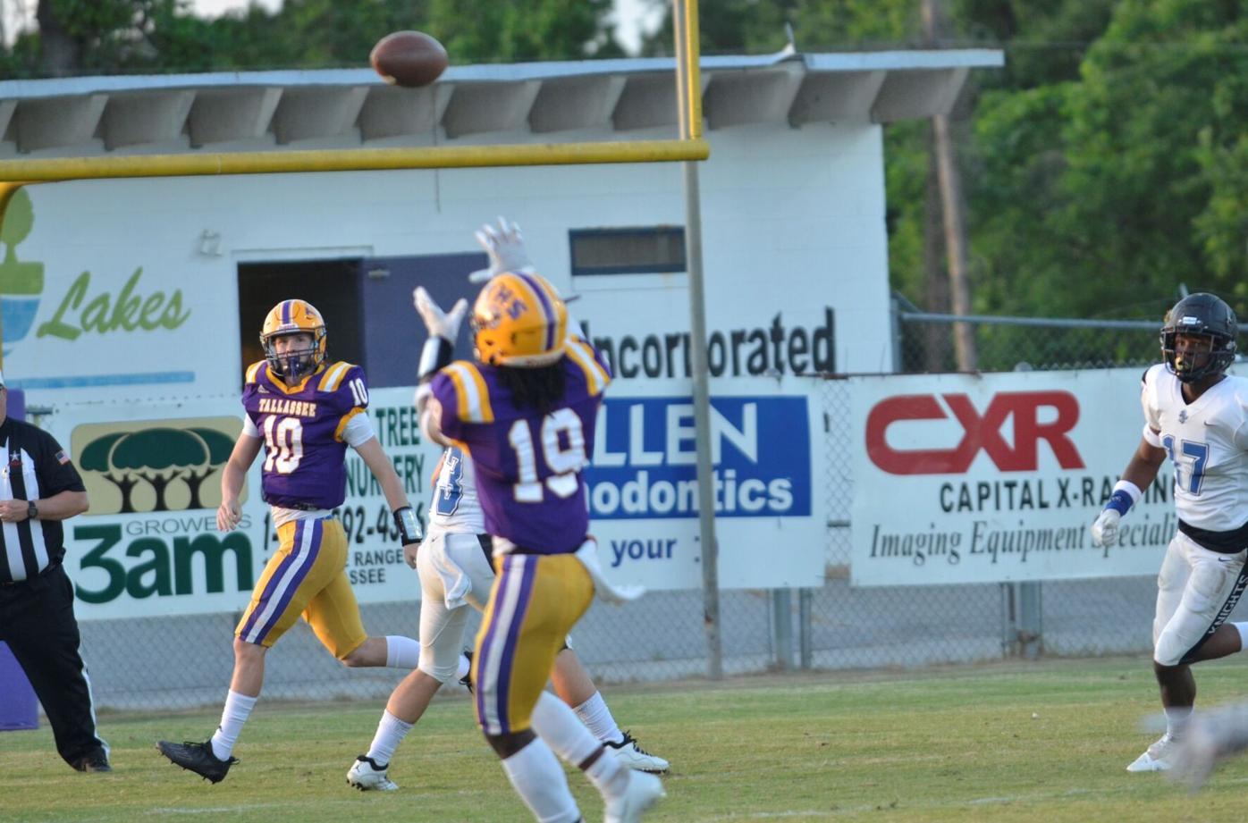 Tallassee Montgomery Catholic football