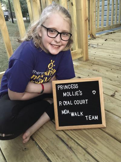 Mollie Beth's MDA Walk
