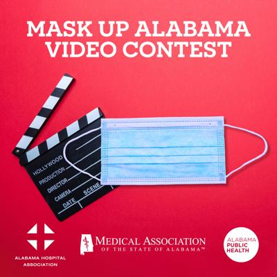 Mask up Alabama video contest