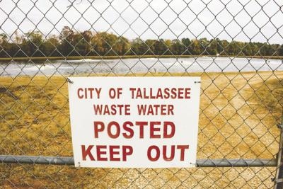 Tallassee sewer system