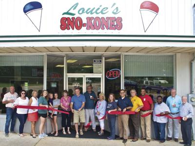 Louie's Sno-Kones