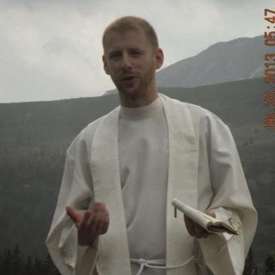 Father Mateusz Rudzik