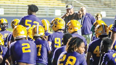 MIDNIGHT MADNESS: Tallassee hits the field early for practice